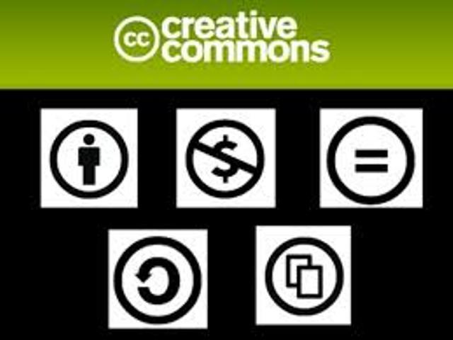 Creative Commons лицензия на авторское право