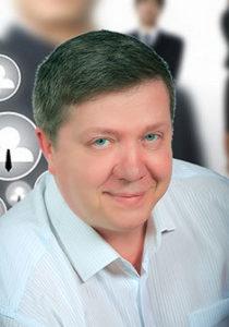 Инфо-бизнесмен. Александр Бакин