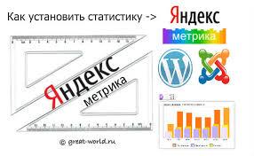 Статистика посещаемости сайта на Яндекс. Метрика